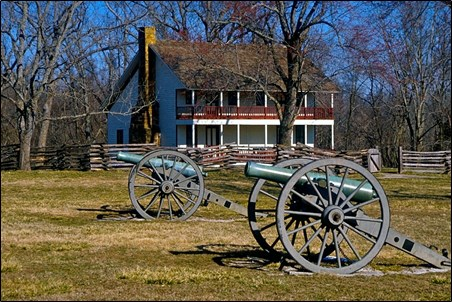 Pea Ridge National Military Park.
