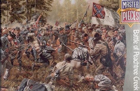 Developers Eye Civil War Battlefields