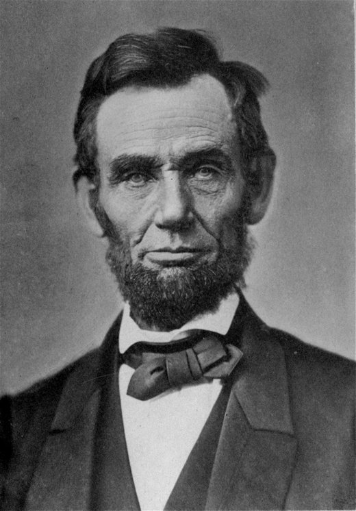 President Abraham Lincoln was shot the same day, April 14, 1865, that a ceremonial flag-raising took place at Fort Sumter to recognize the end of the Civil War. Lincoln died the next day. AP