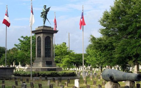 South's Confederate Monument Problem