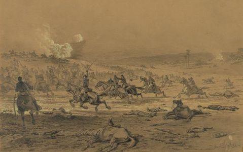 Civil War Cavalry Tactics