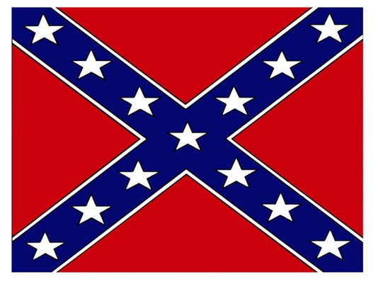 Bill filed to Ban Confederate Flag