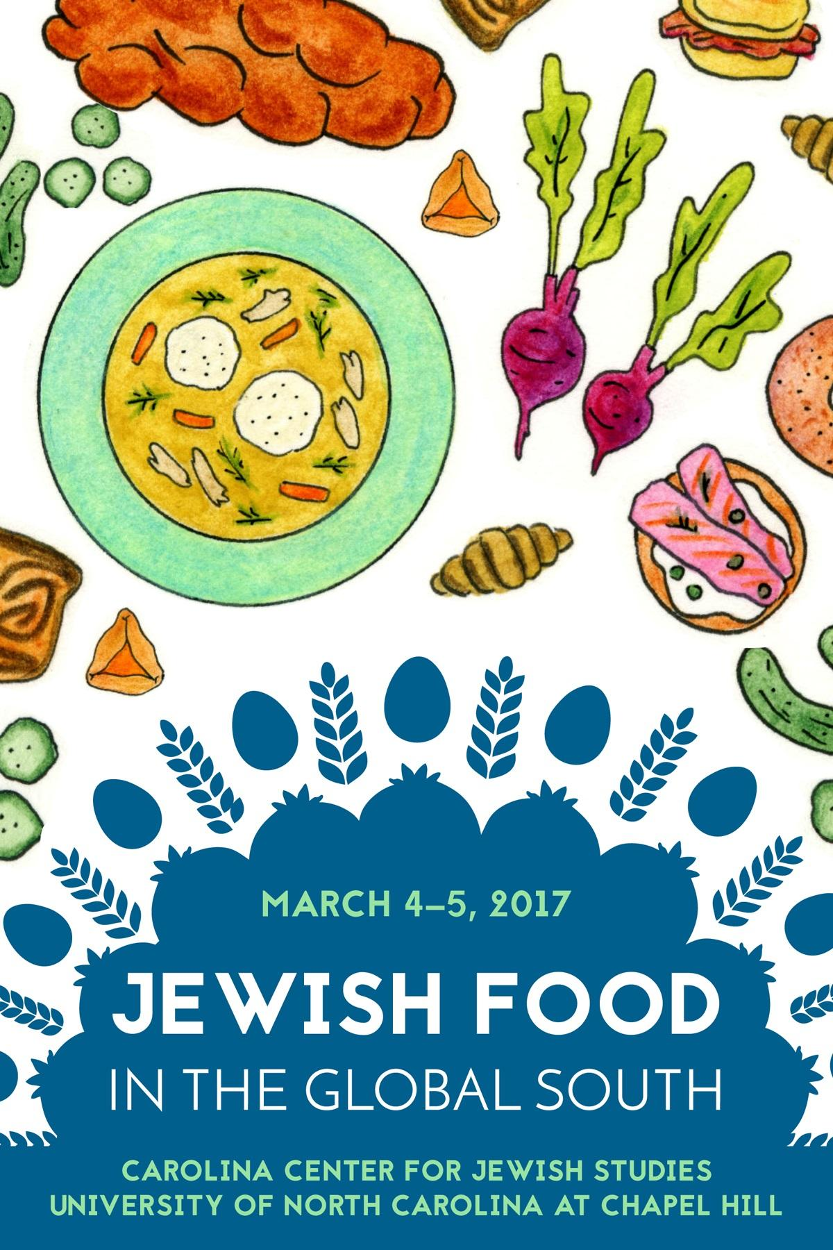 How South Shaped Jewish Cuisine