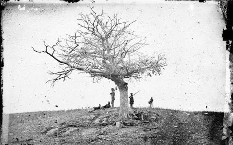 Rare, Eerie Photos Show Civil War Life