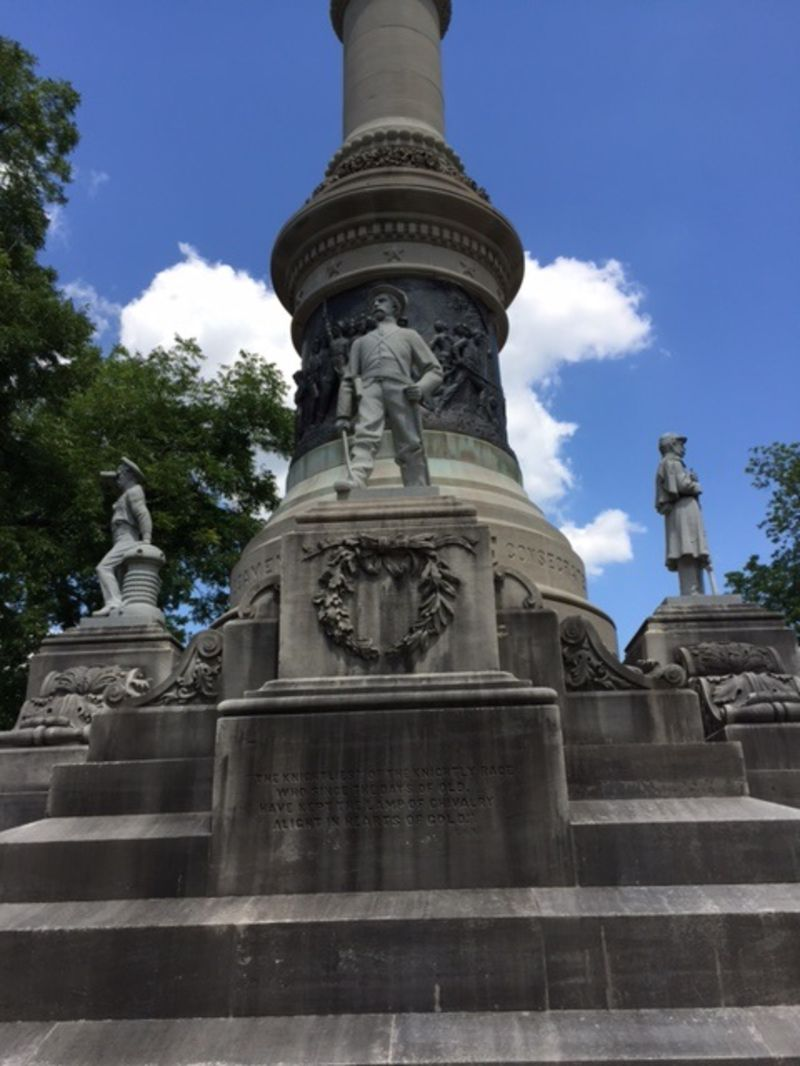 Alabama Holds to Heritage