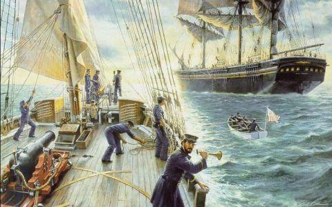 The Coast Guard's Civil War