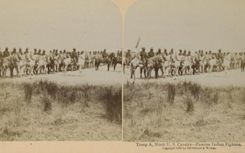 Proud Legacy of Buffalo Soldiers