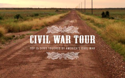 Forgotten Sites of the Civil War