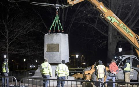 Silent Sam Removed, UNC Chancellor Out