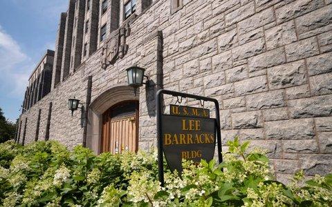 West Point's Confederate Problem