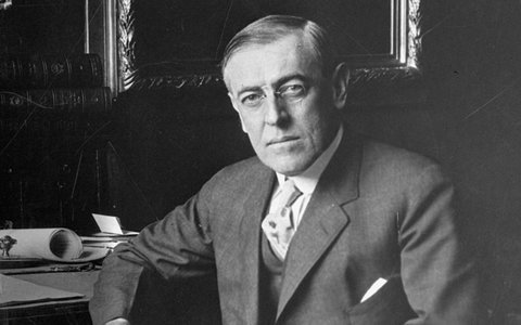 Woodrow Wilson's Troubled Legacy