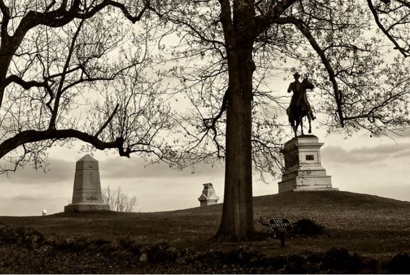 The Problem of Confederate Statues on Public Lands