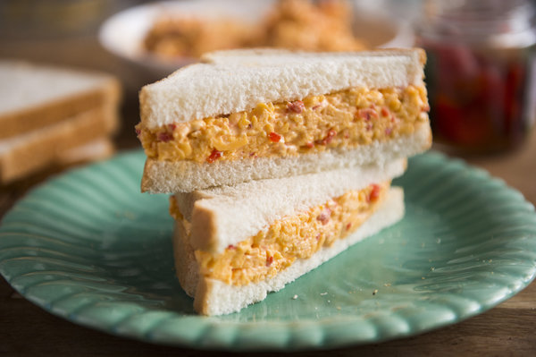 Pimento Cheese Perfected In The South
