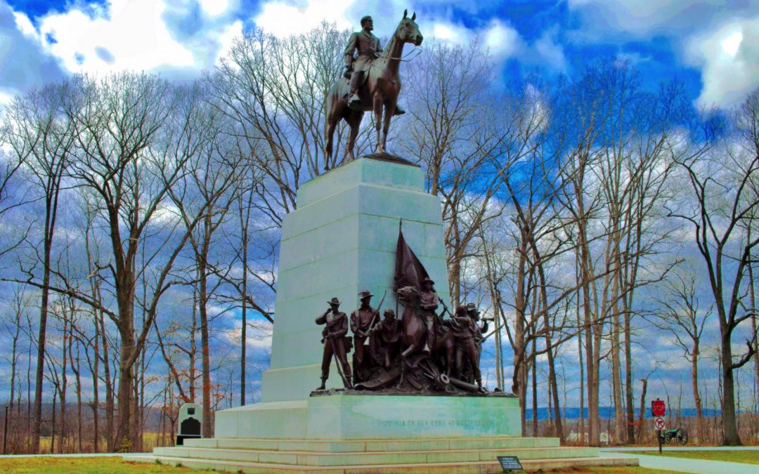 Future of National Park Confederate Monuments