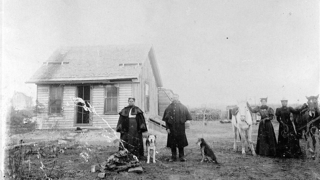 In decades after Civil War, promise of West lured Black homesteaders