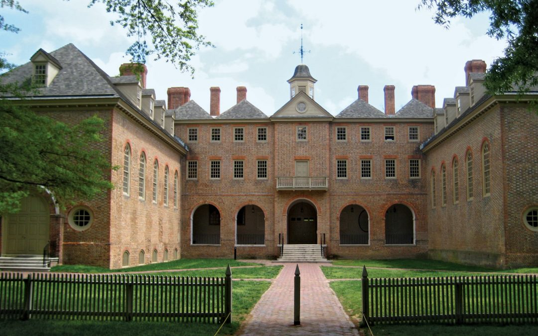 At William & Mary, renaming efforts are part of nation's struggle with its slaveholding past
