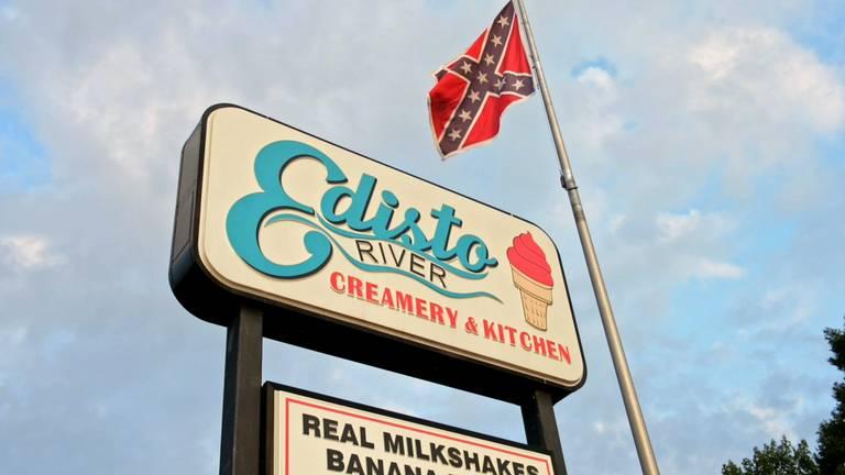 Documentary Tells Story Of Business Owner's Fight Over Neighbor's Flag
