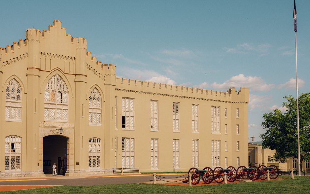 VMI Faces Reckoning With Its Past — And Its Future